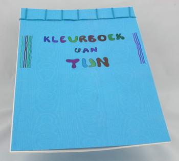 Tijn's kleurboek