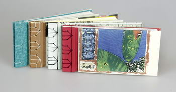 Notitieboekjes (Japanse binding)