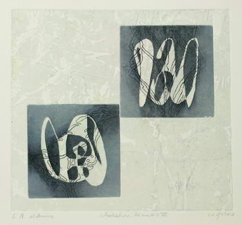 Skeleton leaves II